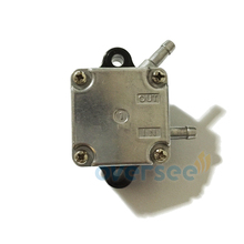 66M 24410 10 FUEL PUMP ASSY For Yamaha 9 9HP 15HP 4 stroke outboard engine Boat