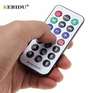Image 5 - KebiduรถUSB Bluetoothบลูทูธโมดูล5V 12Vไร้สายบลูทูธ4.1 MP3 WMAถอดรหัสคณะกรรมการไร้สายUSB FM Auxวิทยุ