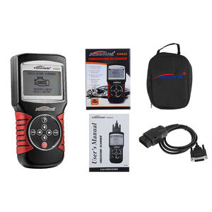 Image 5 - KONNWEI KW820 better than MS509 Car Diagnostic Tool kw 820 EOBD OBD2 Vehicle Engine Code Reader Fault Scanner free shipping
