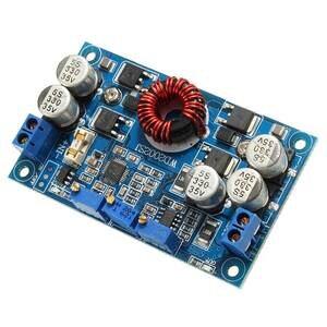 Image 2 - LTC3780 DC 5V~32V to 1V~30V 10A Automatic Step Down Regulator Charging Module 77.6 x 46.5 x 15mm Board Integrated Circuits