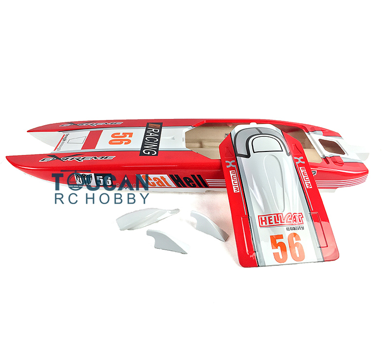 все цены на G30E KIT Fiber Glass Gasoline Racing Boat HULL only RED for Advanced Player