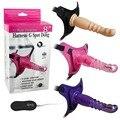 lesbian strapless dildo panties strapon for woman penis vibrator gay sex toys strap on dildos vibrators for women strap-on