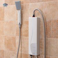 220 V 3000 W AU Plug Natychmiastowy Elektryczny Podgrzewacz Wody Wewnątrz Łazienka Dostarcza Gospodarstw Domowych Praktyczne Podwójna Powłoka Wody Grzewczej