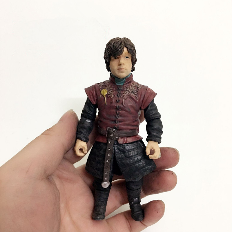 Funko Imperfect Game of Thrones - Tyrion Lannister Joint Doll Movable Joints Doll Action Collectible Figure Model Toy In Stock funko pop game of thrones daenerys targaryen action figure model with gift box