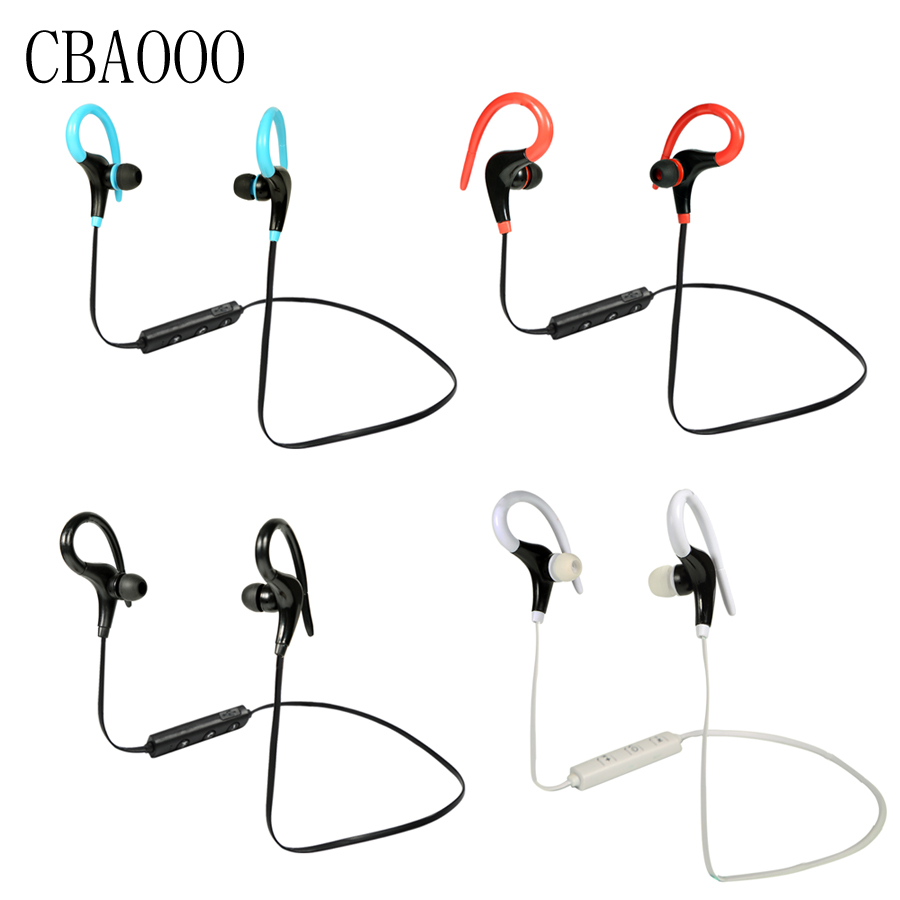 CBAOOO Bluetooth Earphone Wireless Bluetooth Headset Ear hook Sport Headphone apt-x Stereo With MIC for iPhone xiaomi phone фотообои barton wallpapers города 200 x 270 см u28102