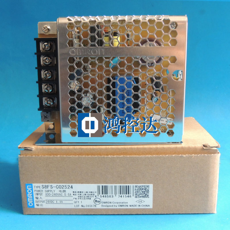New Original  / Switching Power Supply S8FS-C02524