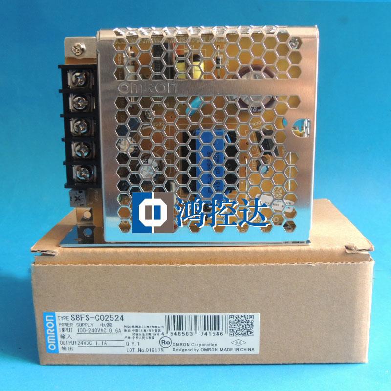 New Original  / Switching Power Supply S8FS-C02524