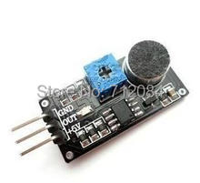 Sound Detection Sensor Module Sound Sensor Intelligent Vehicle for Arduino