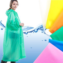 Las mujeres de lluvia Impermeable cubierta Impermeable transparente impermeables Poncho manto Impermeable ciclismo abrigo de lluvia Impermeable Capa de Chuva(China)