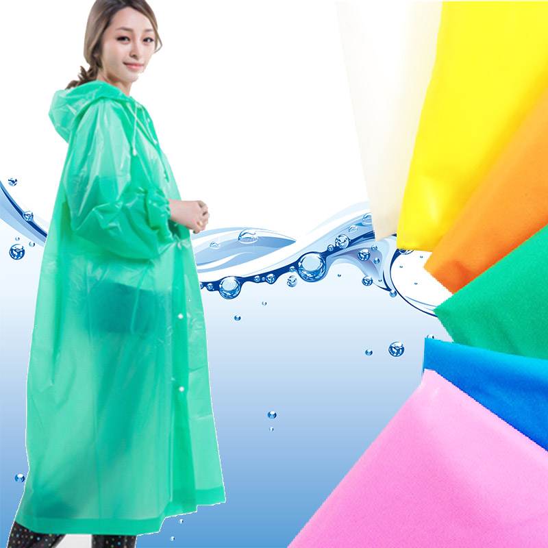 Impermeable para mujer Cubierta impermeable para lluvia Impermeable Transparente Capa Poncho Impermeable Ciclismo Capa impermeable Chaqueta para la lluvia