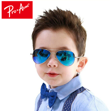 Pro Acme Fashion Kids Sunglasses Aviation Children Sun glasses Pilot Baby Sunglasses 100%UV Protection Oculos De Sol CC0610