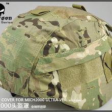 Emerson MICH 2000 чехол для шлема/Аксессуары для шлема страйкбол BD1820 Мультикам