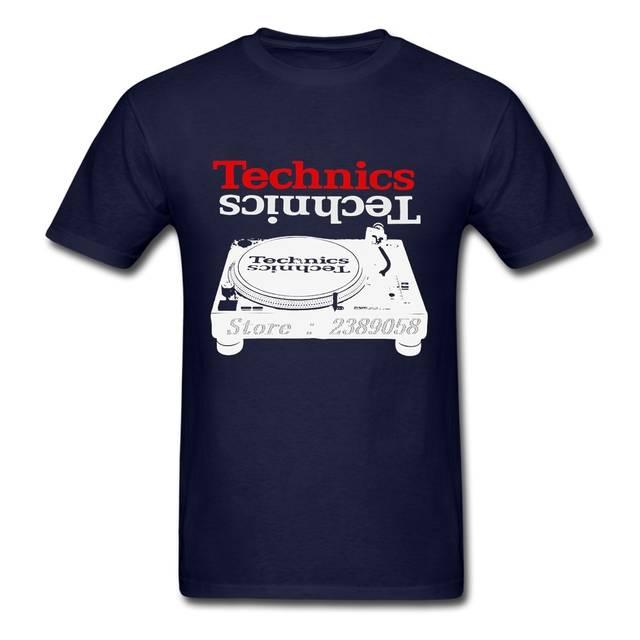 cc9fcd41c6 New Arrival Graphic T Shirt Men Teach Them Well Short Sleeve Technics t  shirt Blank Male Shirts 3XL