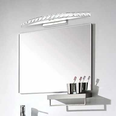 Современная мода настенное бра Ванная комната настенный светильник светодиодный зеркало Светильники для дома Освещение в помещении лампе murale anardela