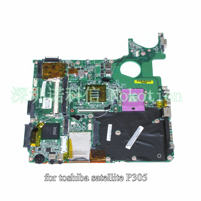 A000041070 DABL5SMB6E0 laptop motherboard Mainboard for toshiba satellite P300 P305  965GM DDR2 Without graphics slot nokotion for toshiba satellite a100 a105 motherboard intel 945gm ddr2 without graphics slot sps v000068770 v000069110