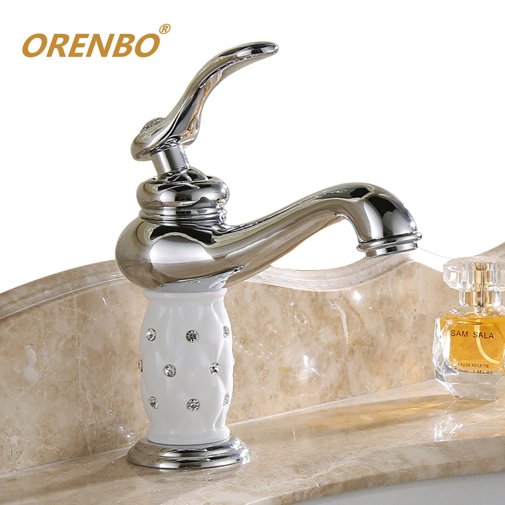 online get cheap crystal bathroom faucets -aliexpress