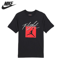 Original New Arrival NIKE AS FLT SS CREW Men's T-shirts short sleeve Sportswear