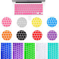 "5pcs Silicone Anti Dust Keyboard Rubber Skin Cover Protection For Apple MacBook Air Pro 11.6"" Free Shipping"