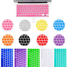 Silicone Anti Dust Keyboard Rubber Skin Cover Protection For Apple MacBook Air Pro 11 6 Free