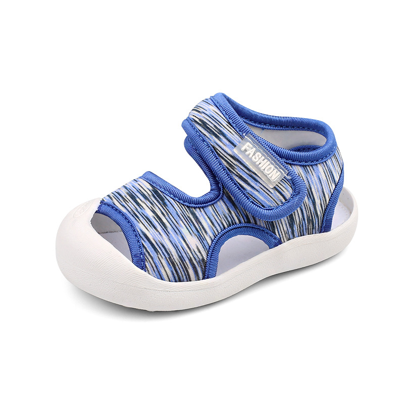 Baby Boys Sandals Toddler Girls Summer Sport Sandalias Shoes 2018 New Fashion Soft Closed Toe Zapatos Sandals Baby Dropshipping