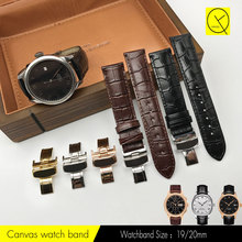 Calf Genuine Leather Watch Band for Tissot T41 PRC200 T055 T067 T086 T085 T109 T039 Watch Strap Watchband 12/14/16/18/19/20/22mm цена и фото