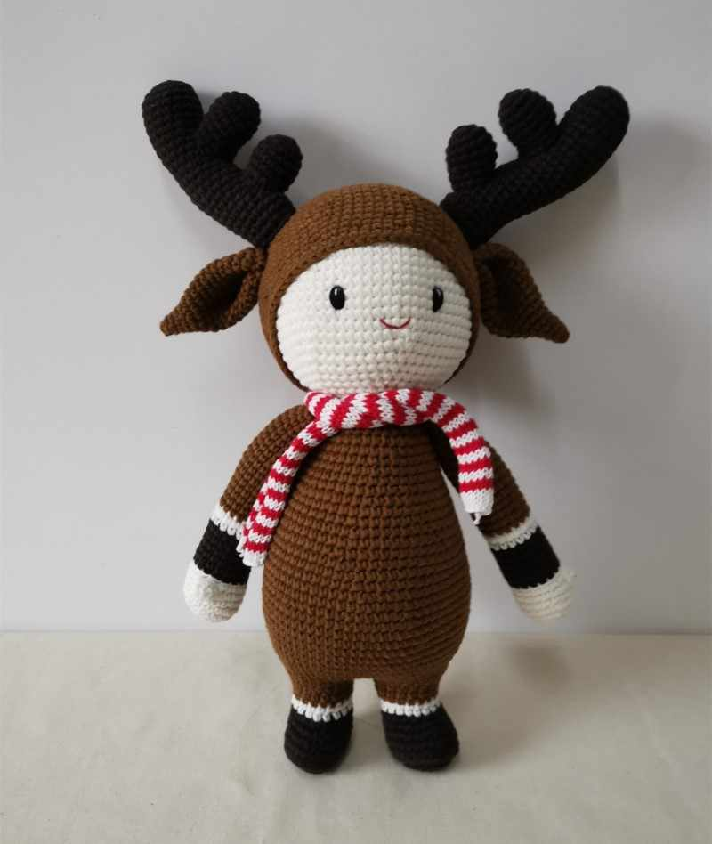 Heybabee 100% ручной работы крючком мультфильм животных игрушки амигуруми детские вязаные мягкие игрушки на день рождения рождественские подарки