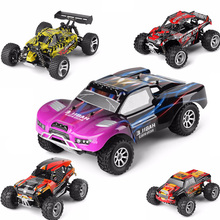 wltoys RC car 18401 series 1:18 remote control 4x4 drive off-road truck short card racing rc climbing