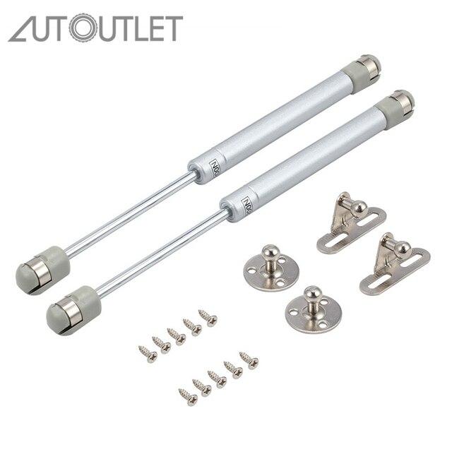 Toma de corriente de 2 piezas para amortiguación de presión de Gas de 269mm