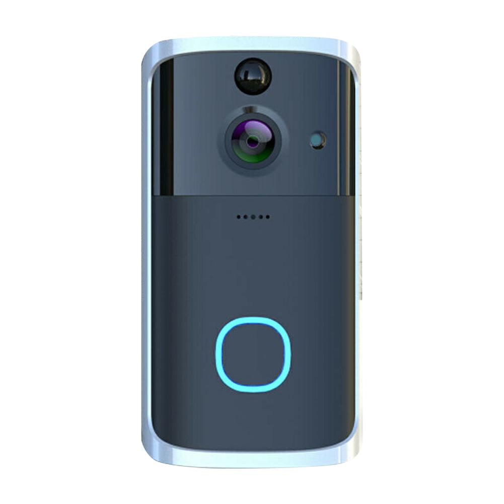 M7 Smart WiFi Doorbell Video Remote Home Monitoring Voice Intercom Wireless Door BellM7 Smart WiFi Doorbell Video Remote Home Monitoring Voice Intercom Wireless Door Bell