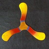 Anfänger Handgefertigten holz Holz Frisbee UFO Bumerang fliegende untertasse Flying Disc kostenloser versand