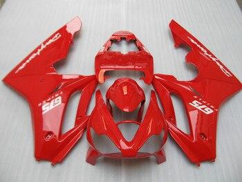 Kit de ABS para carenado rojo Triumph Daytona 675 05 06 07 08 DAYTONA 675 2005 2008, juego de moldes de inyección de carenados + 7 regalos TD10