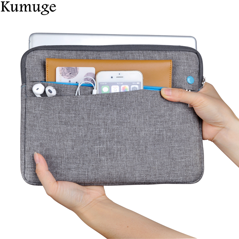 Shockproof Tablet Liner Sleeve Bag for New iPad 9.7 2017 Air 2/1 Tablet Pouch Cover Case for iPad Pro 10.5 Pro 9.7 Mini 4/3/2/1 lss soft sleeve bag case pouch tablet cover for 7 9 9 7 12 9 ipad mini 1 2 3 4 ipad air 2 ipad pro anti scratch shockproof
