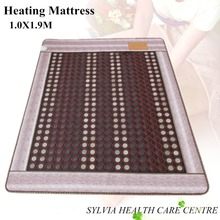Hot new products for present korea tourmaline mattress in 2016 new product infrared mattress jade stone 1.0X1.9M