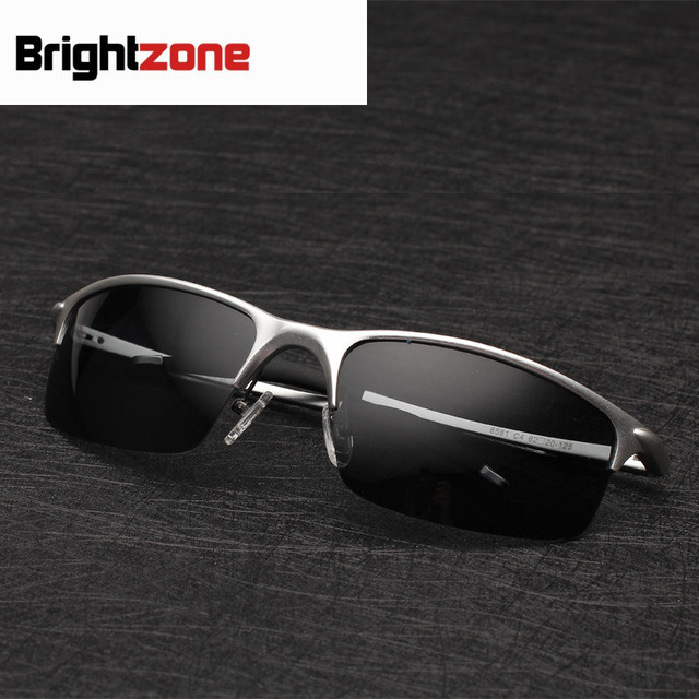 Man Polarized Light Aluminum Magnesium Sunglasses Motion Goggles Trend Sunglasses Driver Drive Glasses oculos de sol gafas