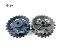 Heng Long 3848-010 49-010 68-010  1:16 1/16 German Panzer III H/ Stug Ausf F/8 III RC tank plastic sprockets/driving wheels part