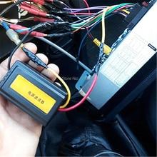 12 В автомобильный блок питания фильтр подавитель Авто источник питания удаляет шум помехи фильтр авто стерео радио аудио фильтр питания