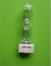 1pc Free Shipping Stage Lamp MSD 250/2 MSD250W Watts 90V Volt MSR Metal Halide Bulb