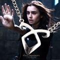 Joyería de Moda de europa Y América Collar de Angel Película Runa Poder Runa Cazadores De Ciudad De Hueso Collar Colgante