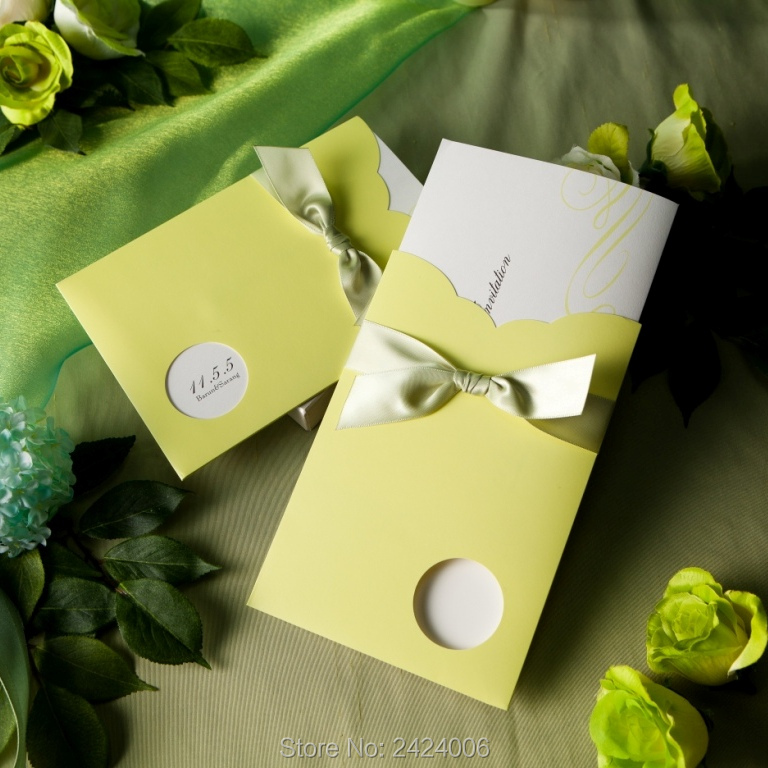 Blank Pocket Invitations PromotionShop for Promotional Blank – Blank Pocket Wedding Invitations