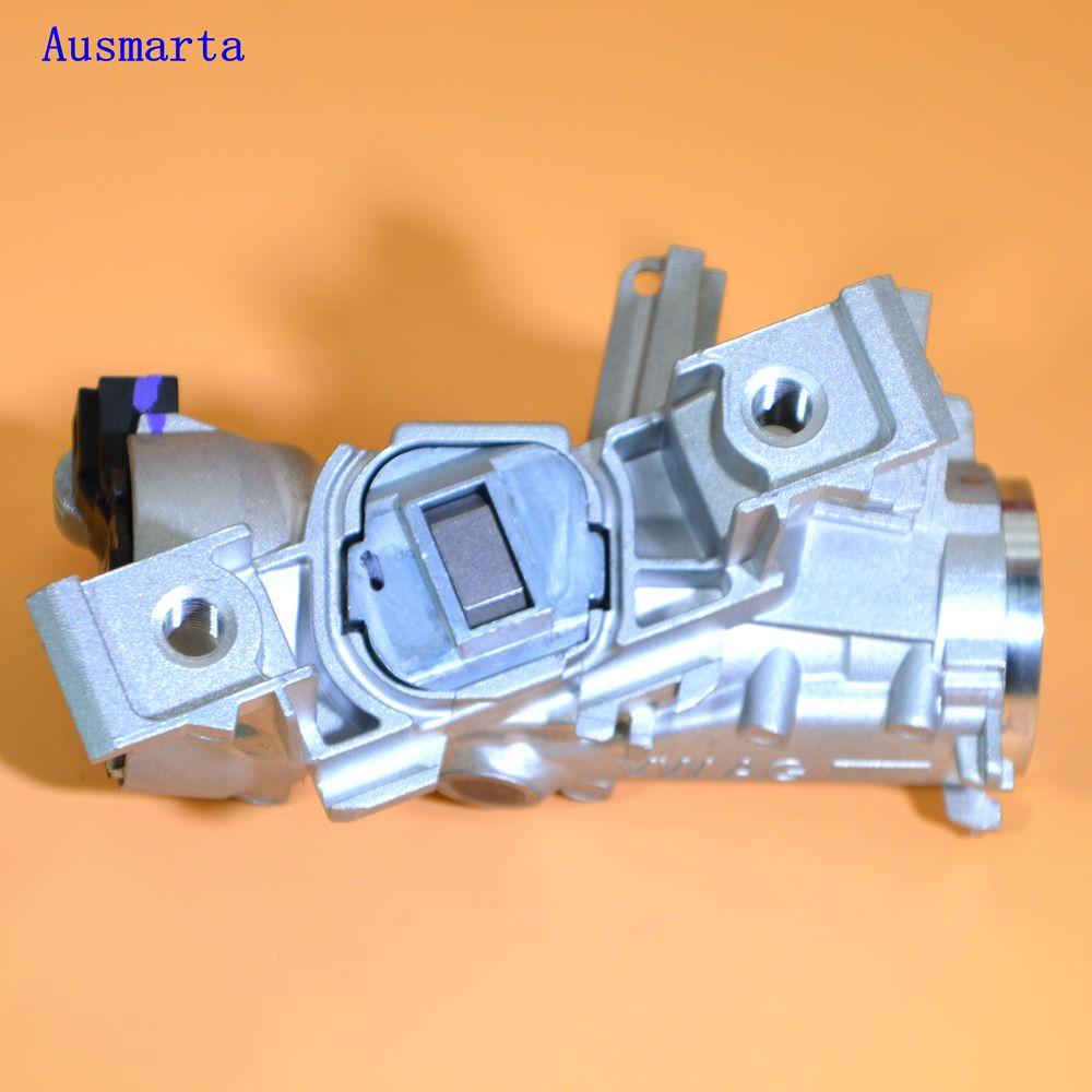 New Steering lock & Ignition Starter Switch for VW Jetta Golf MK5 MK6 Eos Tiguan 1K0 905 851 B 1K0905851B 1K0-905-851-B oem new rcd310 1k0 035 186an 1k0 035 186 ar for bosch vw