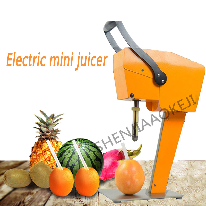Bricolage presse fruits frais machine pitaya/orange KK15-X1 fruits frais presse-fruits sans éplucher 100% pur jus direct boire 1pc