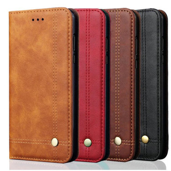 For Xiaomi Mi A2 Lite Case Flip Wallet Cover Funda Pocophone F1 for Xiaomi 9 Case Mi8 Lite Back Cover for Redmi 5 Plus Note 7 6A