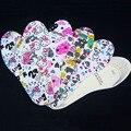 Niños masaje plantillas de látex suave polainas se puede cortar kids foot cuidado protector del pie HT0028