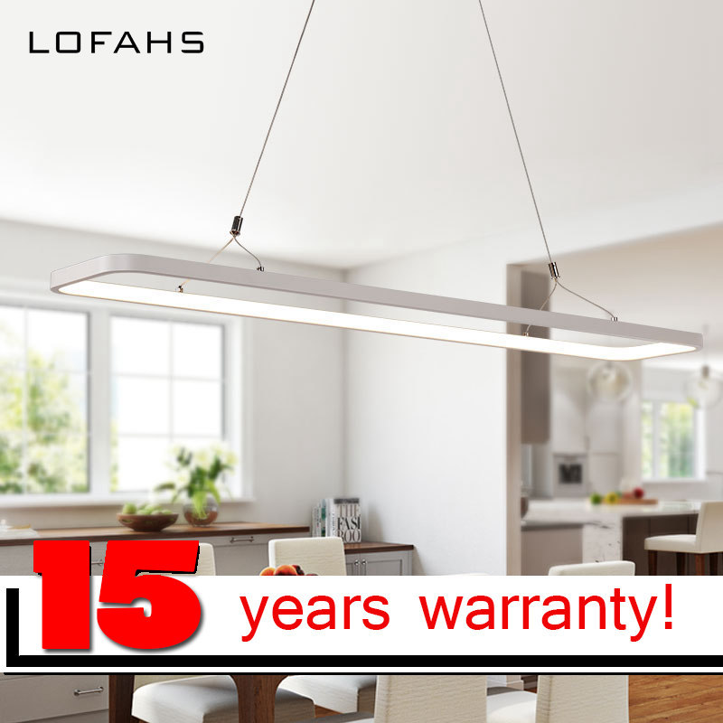 LOFAHS Modern LED Ceiling Chandelier Aluminum lamp for Living Dinning Room Bedroom Office Study Room Chandelier