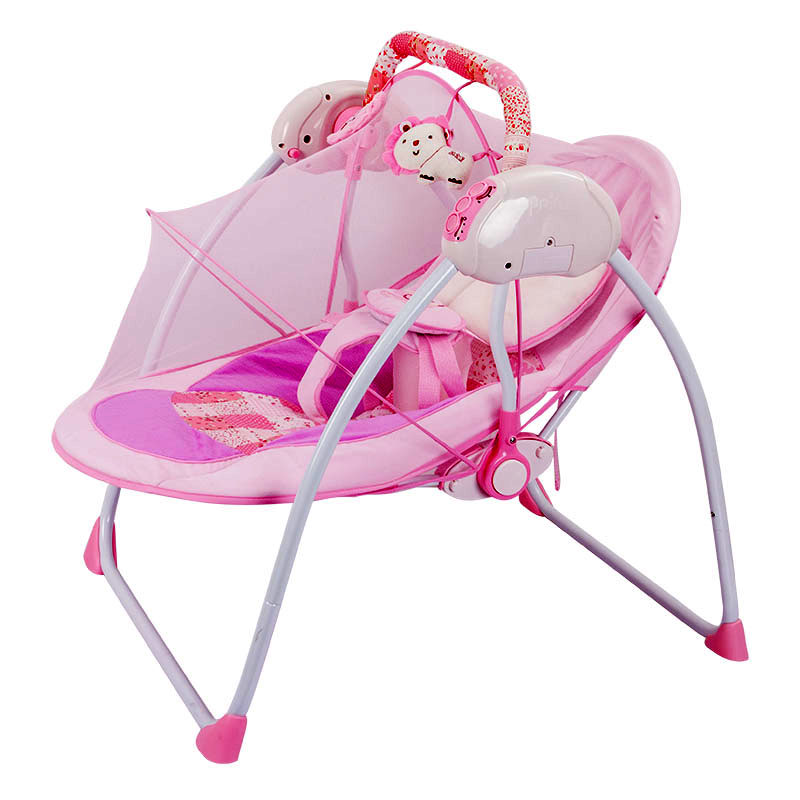 Free Shipping Ppimi Baby Rocking Chair Electric Cradle Bed Baby Cradle Chaise Lounge Baby Shaker Multifunctional Free Shipping Ppimi Baby Rocking Chair Electric Cradle Bed Baby Cradle Chaise Lounge Baby Shaker Multifunctional Chair