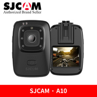 SJCAM A10 Portable Camera Wearable Body Cam Infrared Security Camera Night Vision Laser Positioning WIFI Action Sports Camera