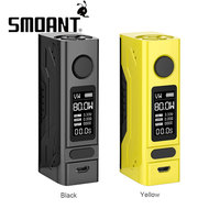 Original Smoant Battlestar Mini 80W TC Box MOD With 80W Max Output 0 96 Inch Big