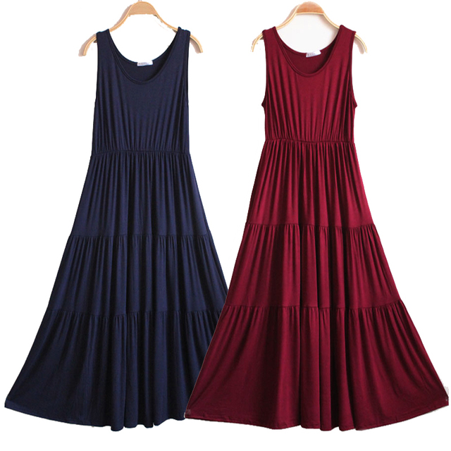Cheaply priced plus size maxi dresses