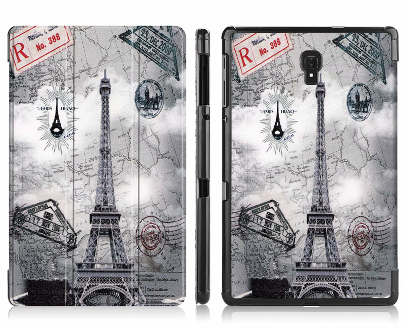 Fashion Popular Painting Cover For Samsung Galaxy Tab A 10.5 Capa Stand Holder Flip Case Samsungtab A 10.5Inch SM-T595 T590N Bag