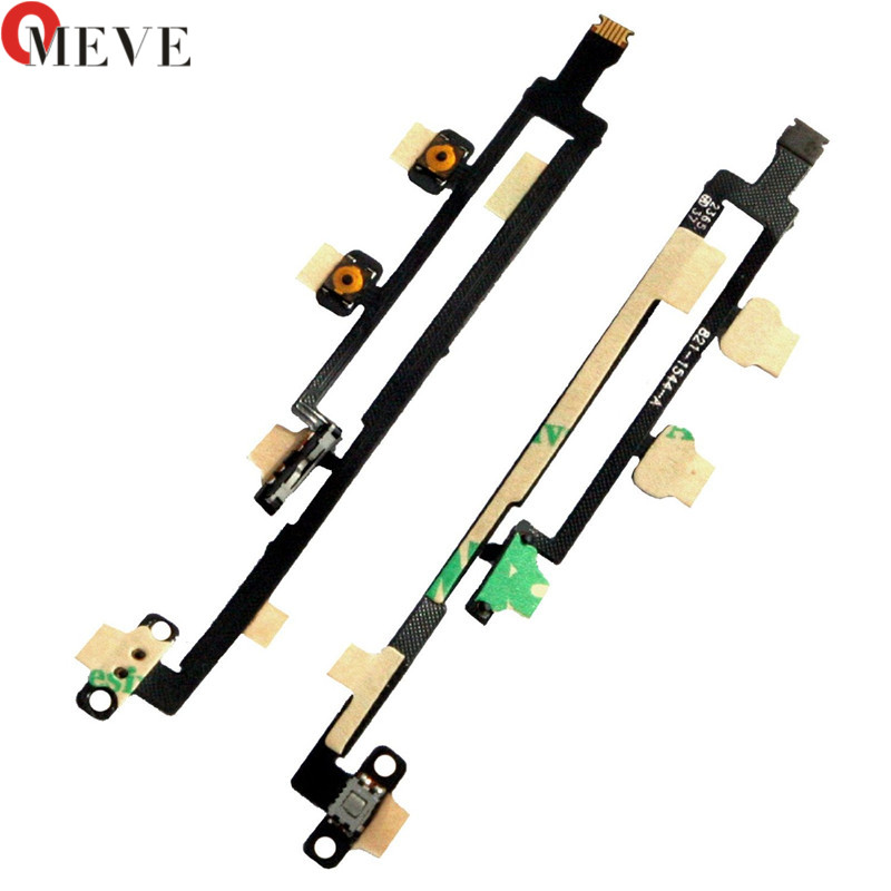 Power On Off Volume Button Key Switch Flex Cable Ribbon For IPad Mini Repair Replacement Free Shipping